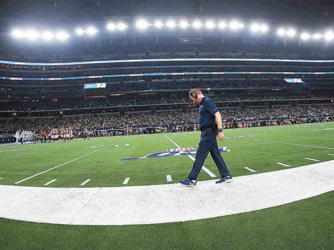 OFICIAL. Dallas Cowboys confirma salida de Jason Garrett