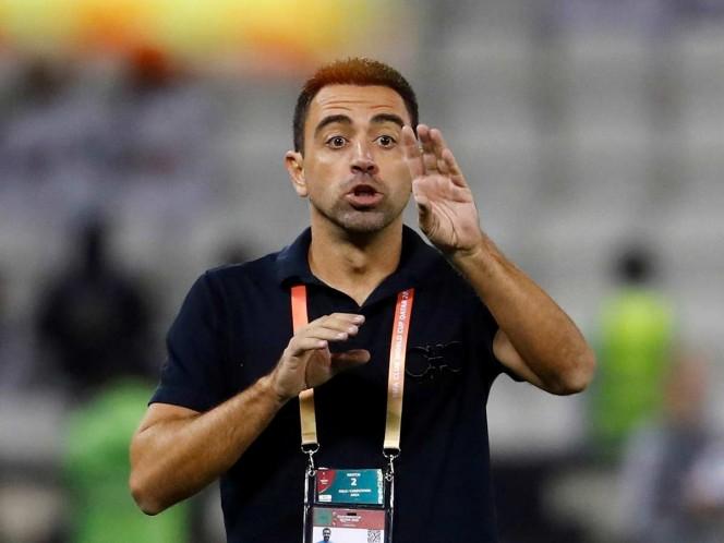 Xavi declinó oferta del Barcelona