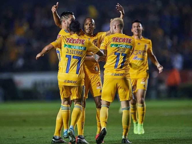 Tigres se reencuentra con el gol y la victoria