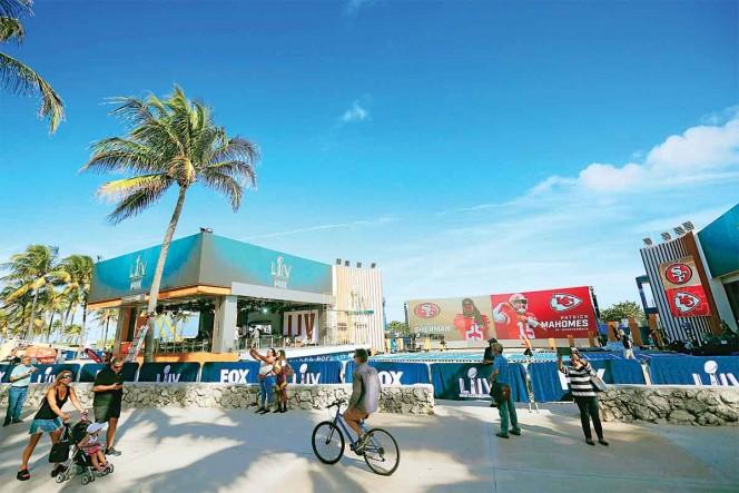 Miami, la sede correcta