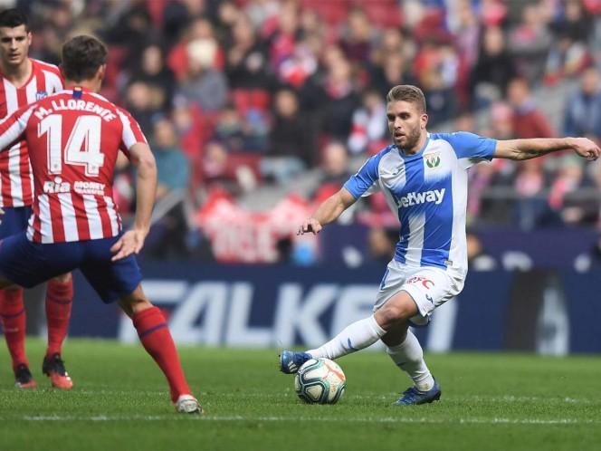 El Leganés del 'Vasco' Aguirre saca el empate al Atlético