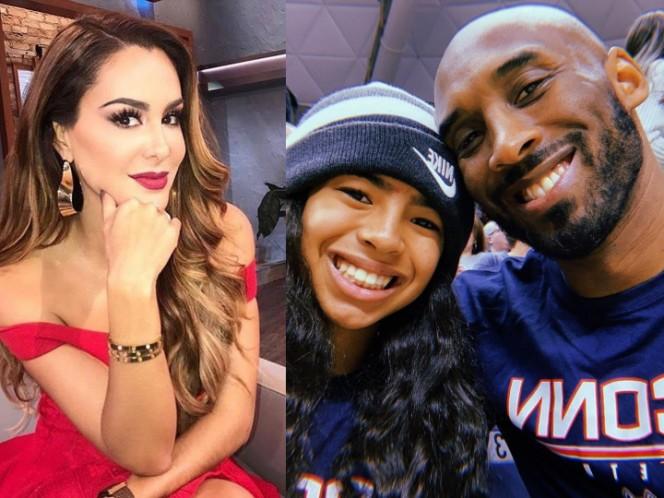 Ninel envía mensaje a familia de Kobe Bryant y la destrozan