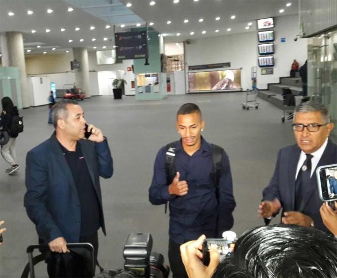 Paulinho Boia llega a México para reforzar a La Máquina
