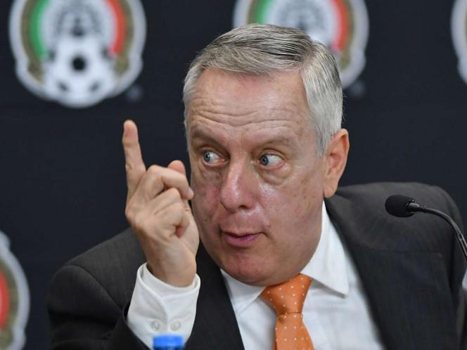 Brizio acepta que el uso del VAR en México ha sido excesivo