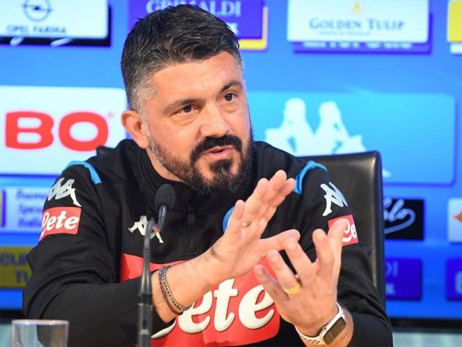 Gattuso rompe el silencio sobre su relación con 'Chucky' Lozano