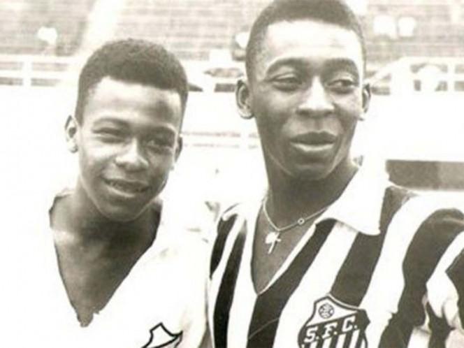 Falleció hermano menor de Pelé