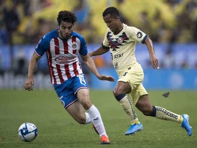 Chivas y América chocarán el jueves en las semifinales de la Copa por México. (Mexsport)