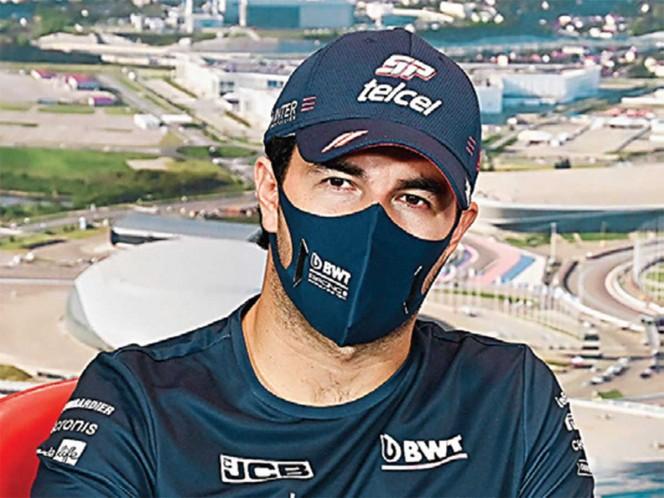 Checo Pérez se reconcilió con Racing Point tras las críticas