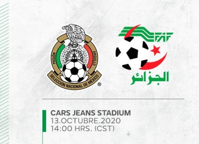 Selección Mexicana: Argelia, rival confirmado del Tri en Holanda