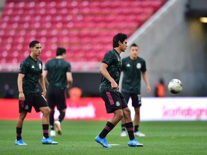 La selección de México quedó ubicada en el Grupo A del futbol de los Juegos Olímpicos de Tokio (Foto: Mexsport)