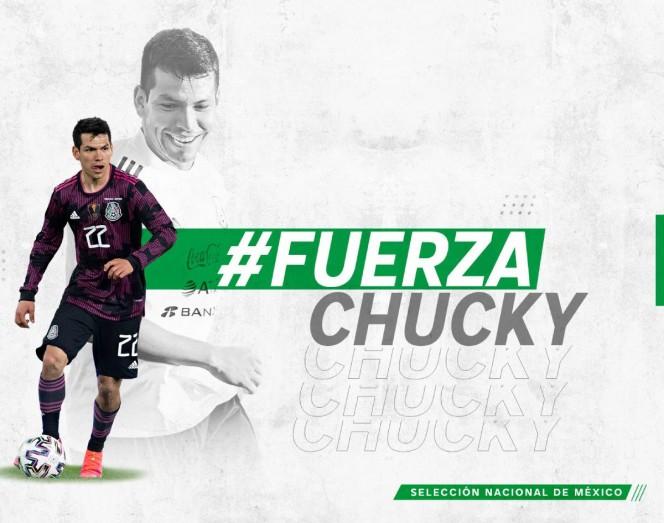 'Chucky' Lozano se pierde el resto de la Copa Oro