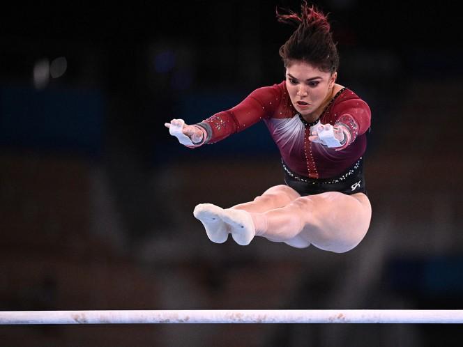 Alexa Moreno avanza a la final de salto de caballo en Tokio 2020; es la segunda mexicana en hacerlo