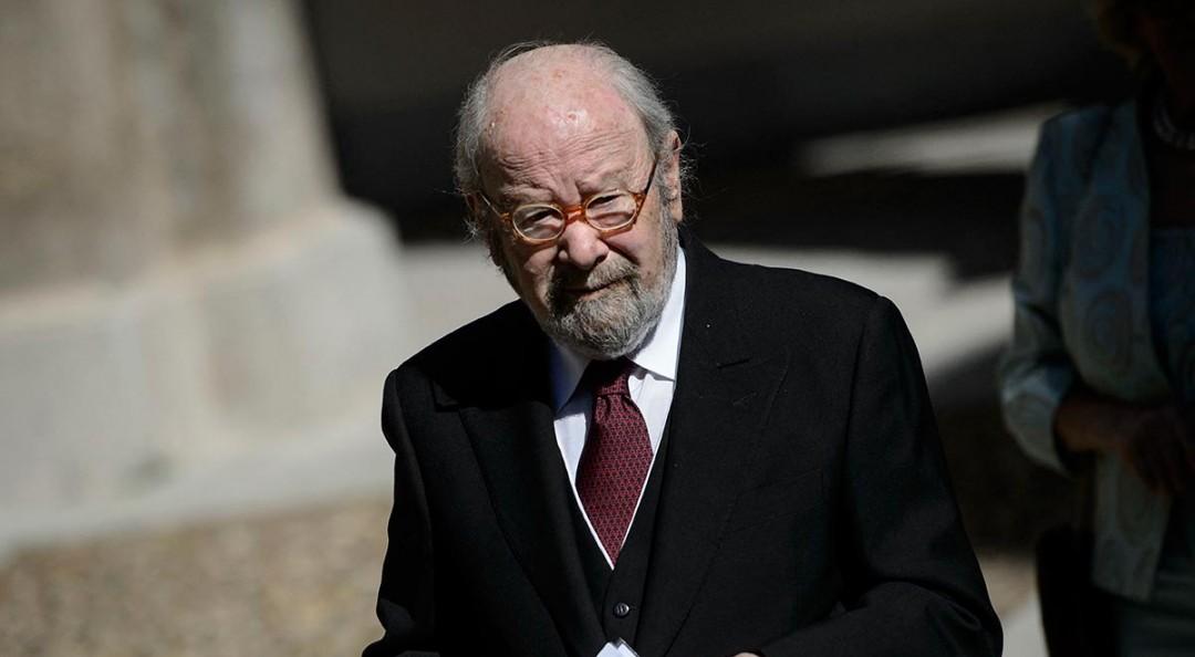 Muere José Manuel Caballero Bonald; Premio Cervantes 2012