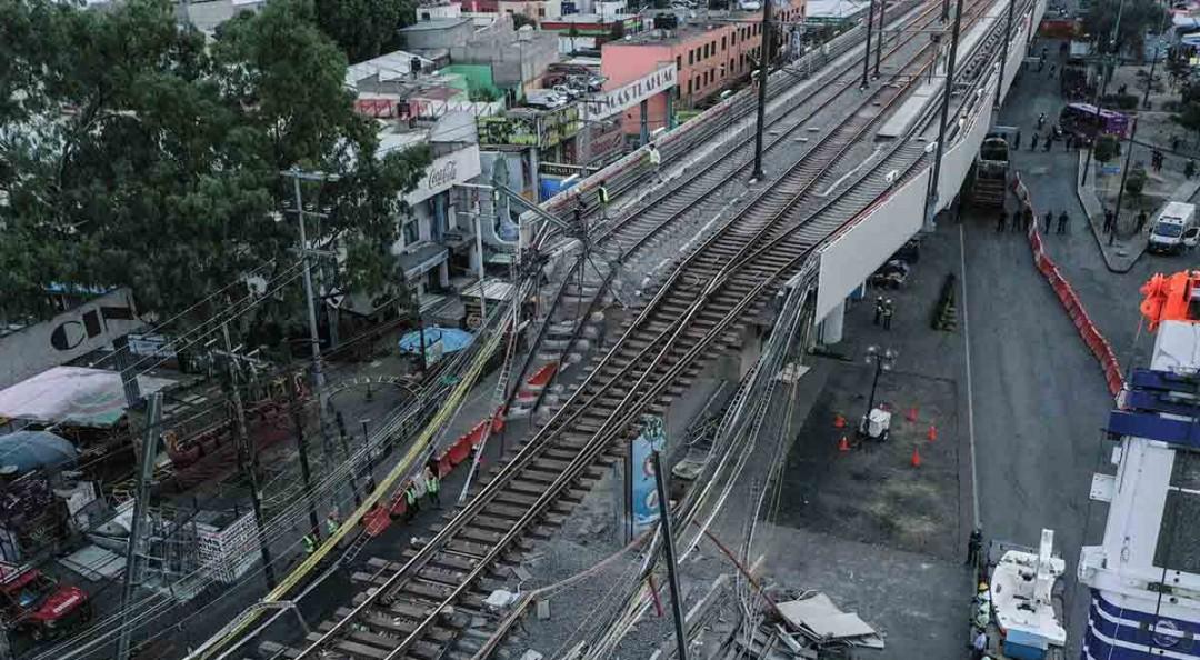 Dictamen de colapso en Metro Línea 12 es acertado: López Obrador
