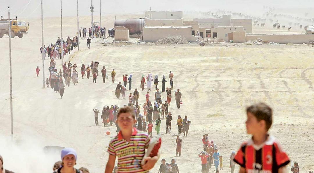 Desplazados 82.4 millones; cifra se duplicó en diez años
