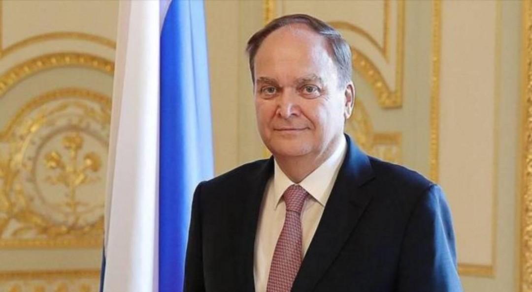 Embajador de Rusia vuelve a EU tras acuerdo entre Biden y Putin