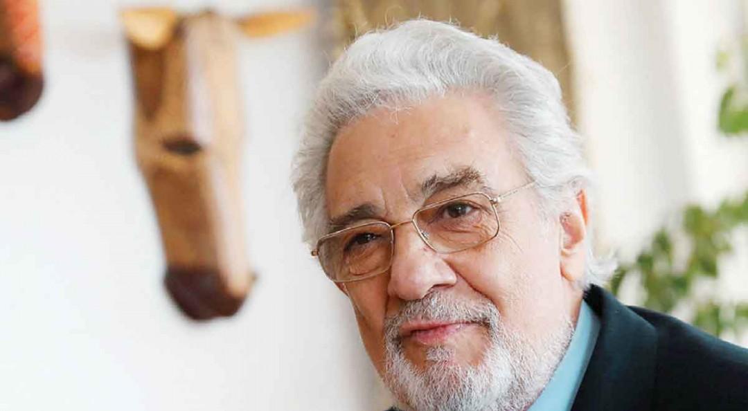 Plácido Domingo lamenta no actuar en clausura con la Orquesta de Extremadura