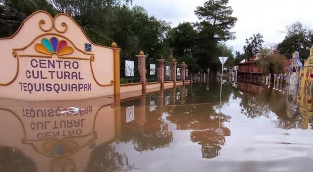 Querétaro bajo el agua: 5 municipios con inundaciones y 3 personas muertas