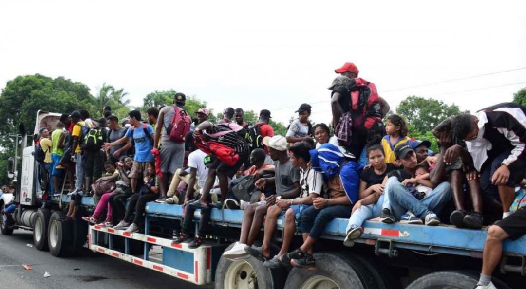 Solicitudes de asilo en México se incrementan 120 por ciento