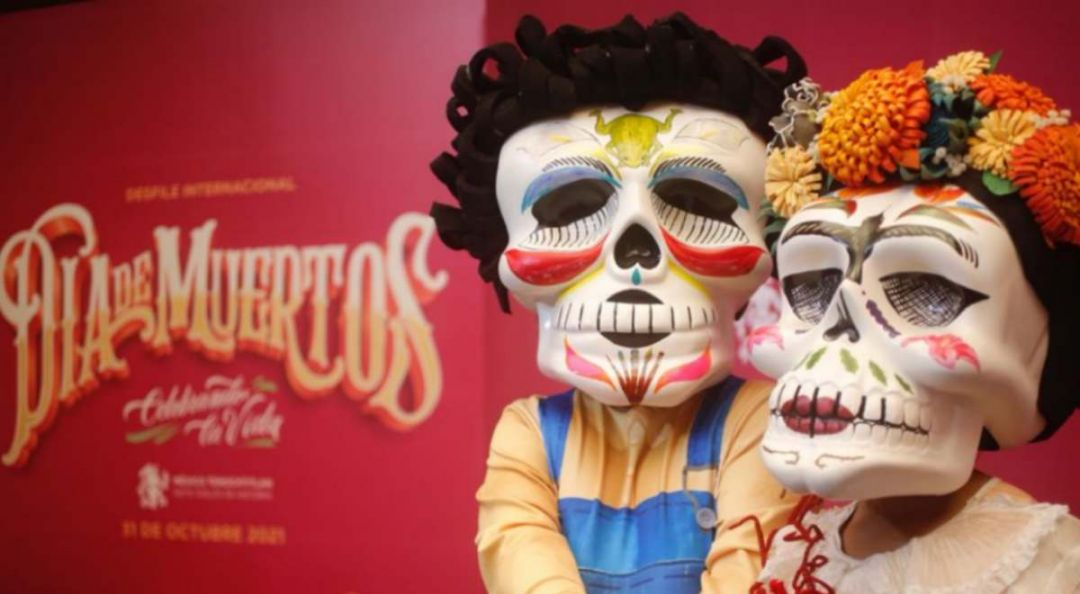Amplía CDMX recorrido del Desfile de Día de Muertos; ruta, horario y todo lo que debes saber