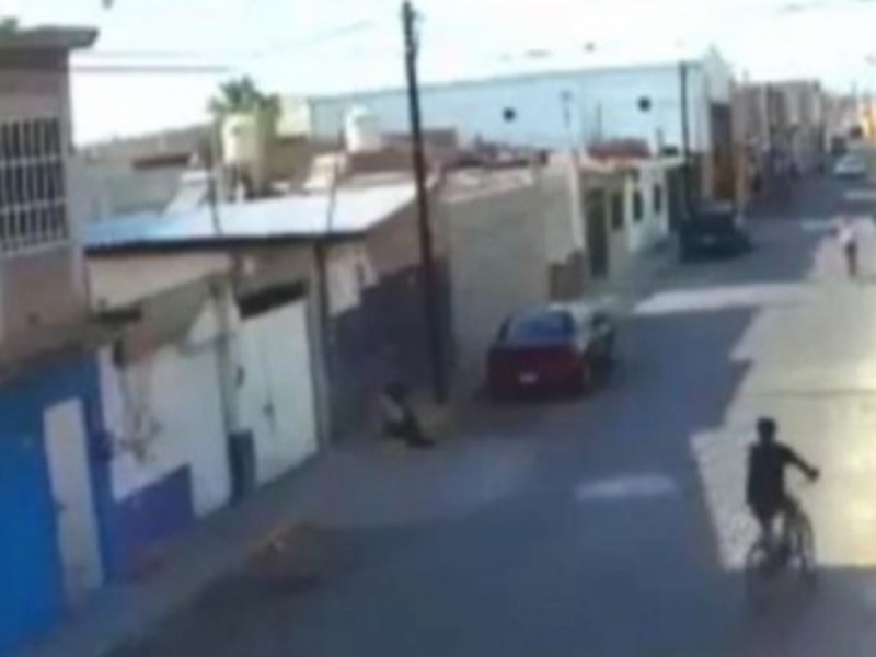 Prenden fuego a abuelita indigente en Celaya, Guanajuato