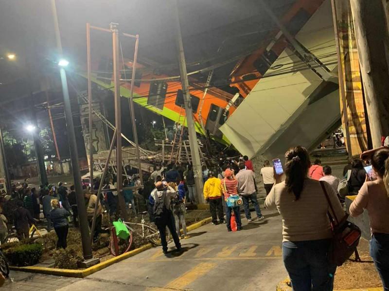 Se habilitan hospitales tras accidente en estación Olivos del Metro    Excélsior