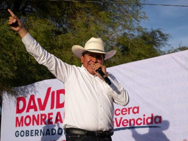 Industrialización, eje prioritario para desarrollo de Zacatecas: David Monreal