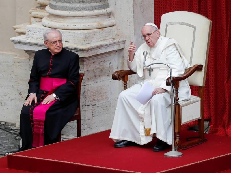 El papa Francisco recuerda atentado contra Juan Pablo II