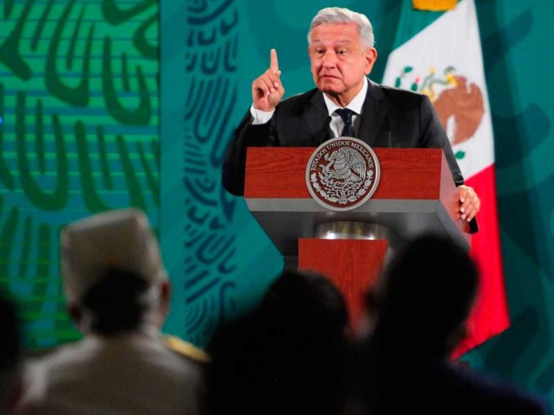 'No va a haber reelección, me quedan todavía 6 años…': López Obrador