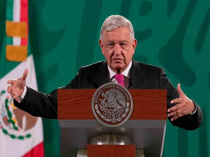Me pide que me reelija, pero 'ya chocheo': López Obrador