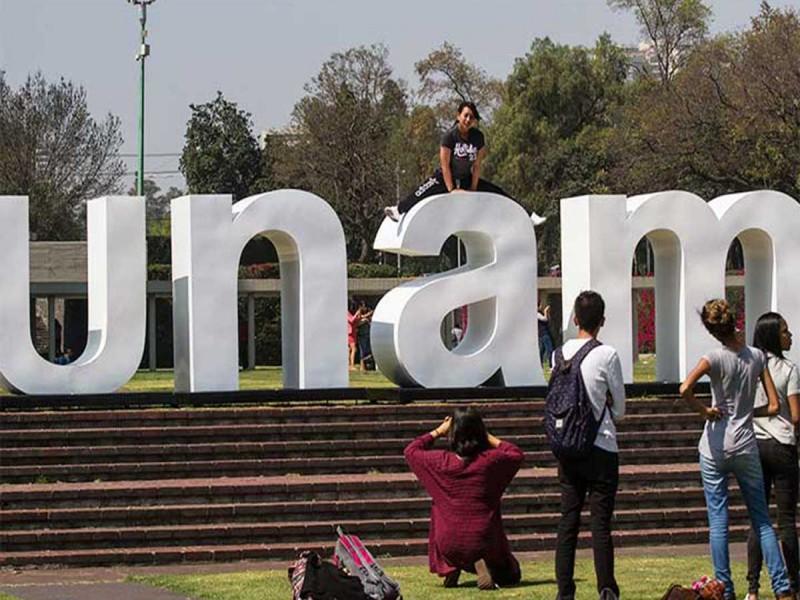 UNAM regresaría a clases presenciales en agosto