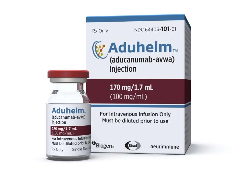Aduhelm o aducanumab, el primer fármaco nuevo contra el alzheimer en casi  dos décadas | Excélsior