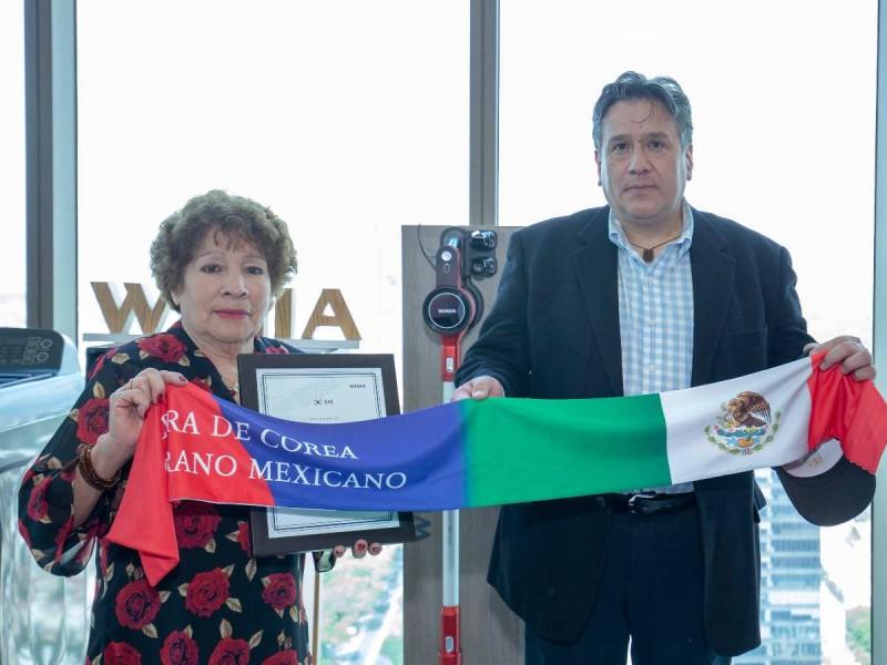 Winia reconoce la valentía de veteranos mexicanos de la Guerra de Corea