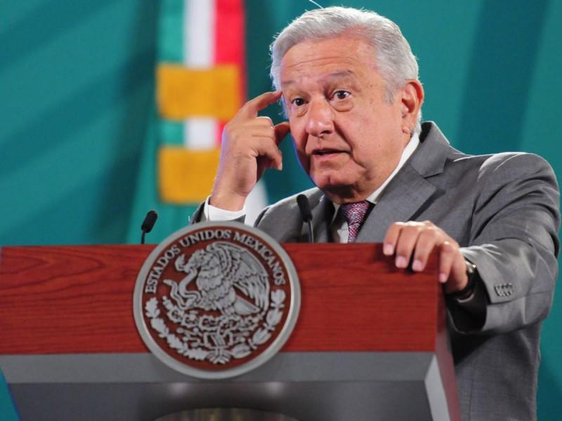 López Obrador seguirá de cerca consulta que se realizará entre ministros