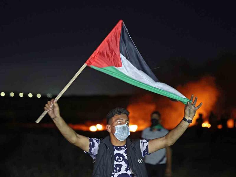 Israel lanza ataques aéreos en Gaza, informan en Palestina