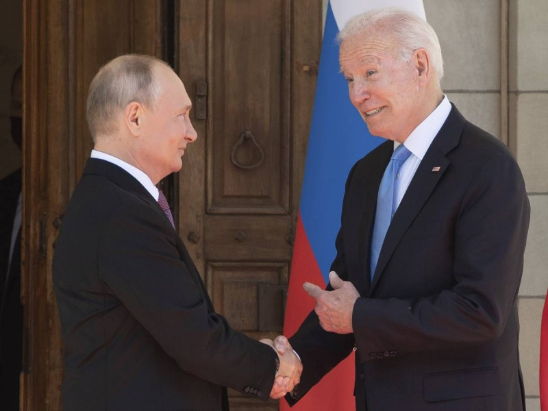 Las conversaciones fueron constructivas: Putin