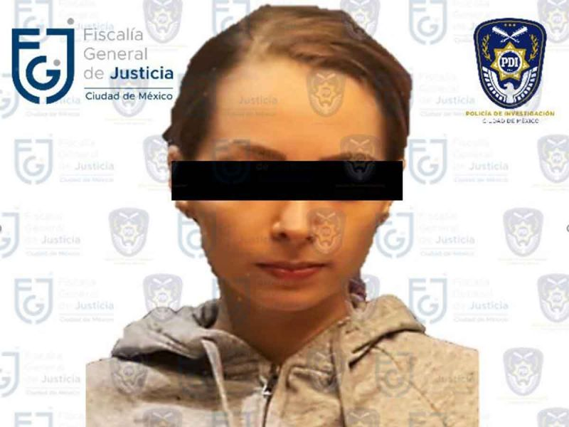 Dictan prisión preventiva a youtuber 'YosStop' acusada de pornografía infantil