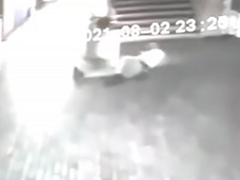 Captan supuesto ataque de fantasma en Colombia; alcalde difunde video