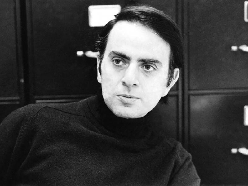 La 'terrible' predicción de Carl Sagan de la que hablan en redes