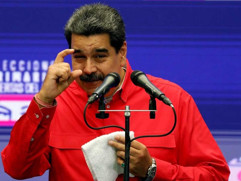 'España debe pedir perdón a toda América', dice Nicolás Maduro