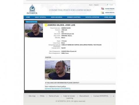 Maestro reportado como desaparecido en París se presenta en Consulado