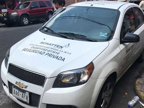 Matan a custodio de tres balazos en Bodega Aurrera de Naucalpan