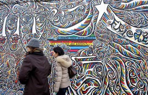El graffiti y el arte del Muro de Berlín