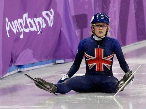 Arianna Fontana da el primer oro a Italia en PyeongChang