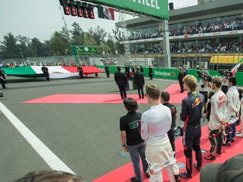 Gran Premio de México se encuentra muy cerca de la meta