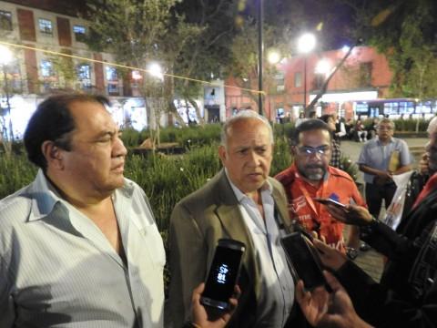Gresca en Xochimilco por revisión de gasera