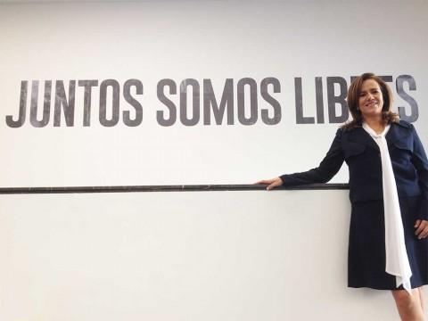 La aspirante independiente a la Presidencia, Margarita Zavala. Foto archivo: Jonathan Castro I./ Excélsior
