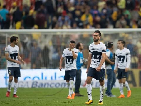 Pumas de la UNAM, eliminado de la Liguilla del Torneo Clausura 2018
