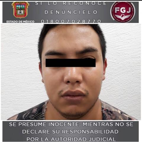"""José Luis """"N"""" participó en el asesinato del candidato de la coalición """"Juntos Haremos Historia"""" a la presidencia municipal de Tenango del Aire, Adiel Zermann Miguel"""