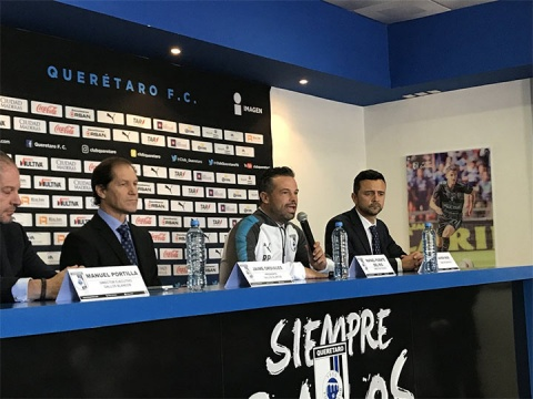 Rafael Puente - Gallos de Querétaro - Liga MX